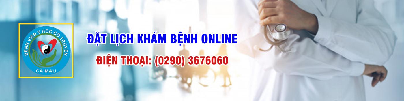 Đặt lịch khám bệnh online