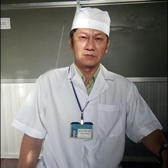 Bác sĩ Quách Vĩnh Thế